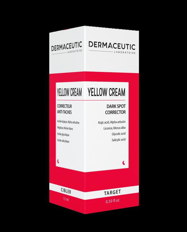 YellowCream-Dermaceutic-marlebeaushop